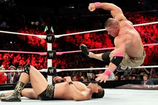 John Cena Is Being Wasted with an Alberto Del Rio Rematch