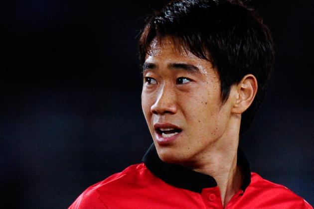 Shinji Kagawa Is a Victim of Circumstance at Manchester United
