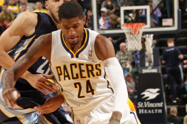 Paul George, the Indiana Pacers' Mid-Range Weapon