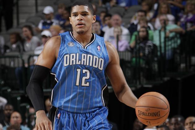 Tobias Harris 'A Couple Weeks' Away
