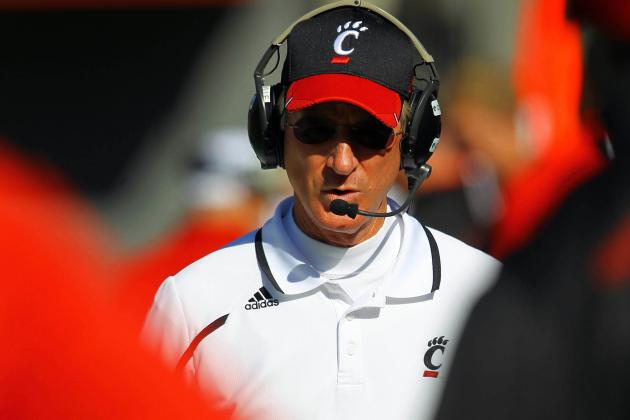 Bearcats Face Variety of Bowl Game Scenarios
