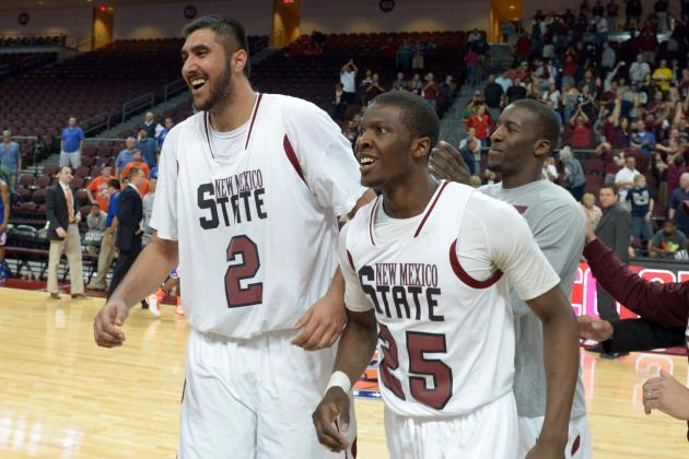 College Basketball:New Mexico State vs. Hawaii Game Showcases Flaws in New Rules