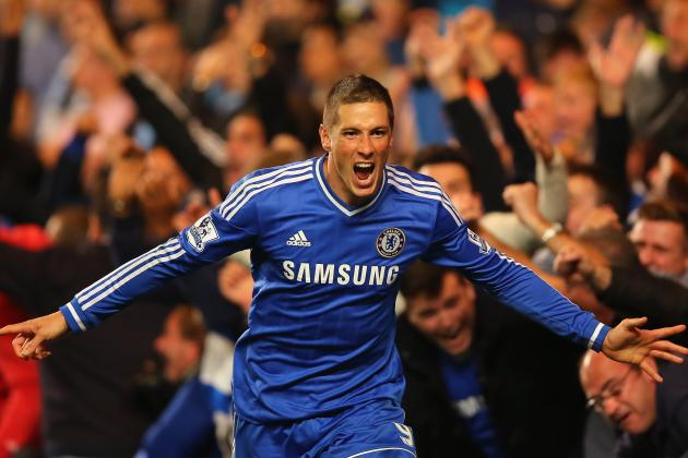 6 Reasons for Fernando Torres' Chelsea Rebirth