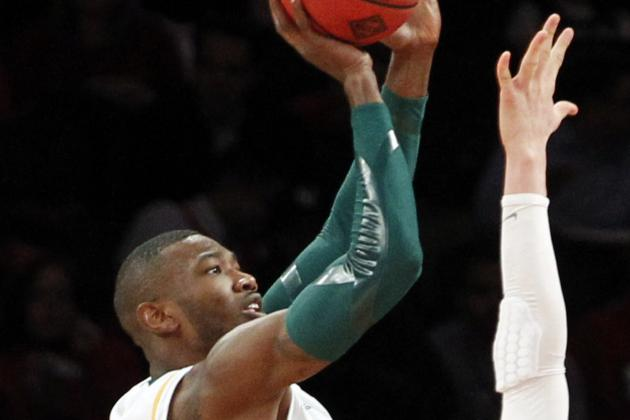 Video: Baylor Forward Cory Jefferson Will Want To Forget This Awful Shot