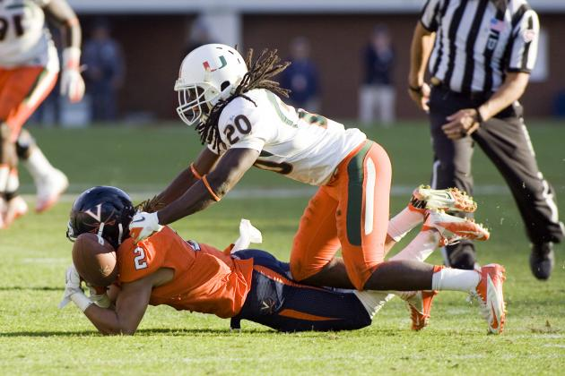 UVa Football Game at Miami to Kick Off at Noon