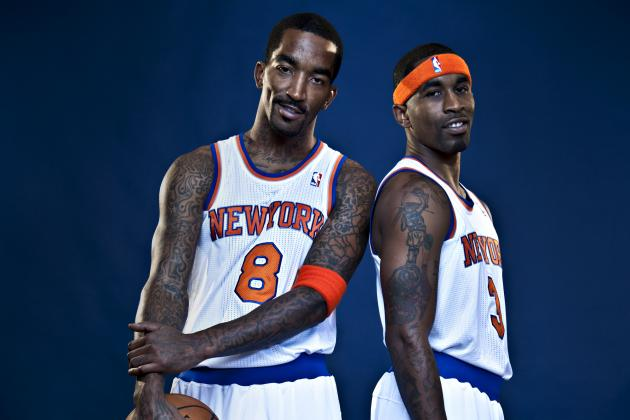 Knicks' Staff, Anonymous GM Reportedly Diss JR Smith's Brother Chris
