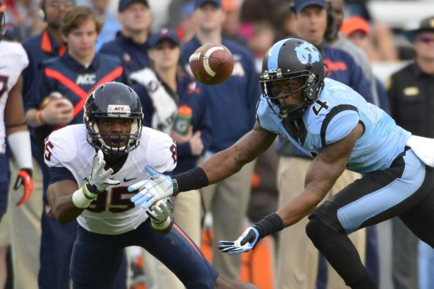 No Rationalizing Virginia's 45-14 Loss at North Carolina