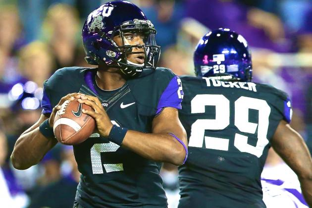 A to-Do List for TCU and WVU to Make a Bowl Game