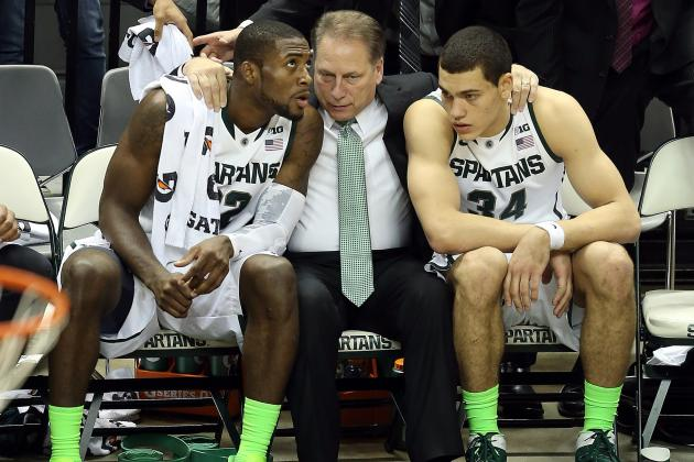 Michigan State Basketball: Why Spartans Will Beat Top-Ranked Kentucky Wildcats