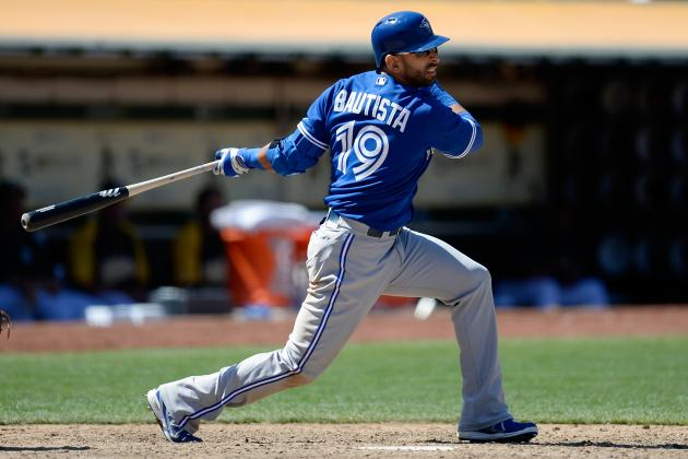 Jose Bautista Trade Rumors: MLB Teams Best Positioned for Blockbuster Deal