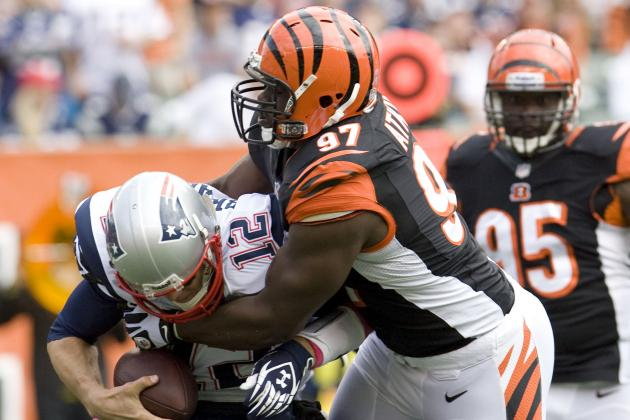 Cincinnati Bengals: Who Needs to Step Up in Geno Atkins' Absence?
