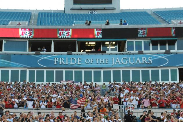Jaguars Scoreboards: Jacksonville Approves $63 Million in EverBank Improvements
