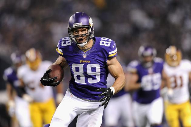 Breaking Down What John Carlson Brings to the Minnesota Vikings Offense