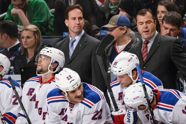 How Hiring of Scott Arniel Is Paying Dividends for New York Rangers in 2013-14