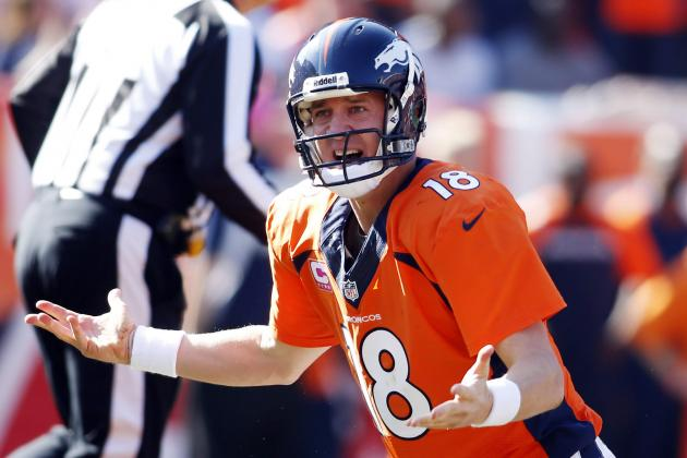 Denver Broncos: How Can They Better Protect Peyton Manning Moving Forward?