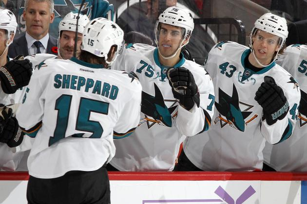ESPN Gamecast: San Jose Sharks vs. Calgary Flames