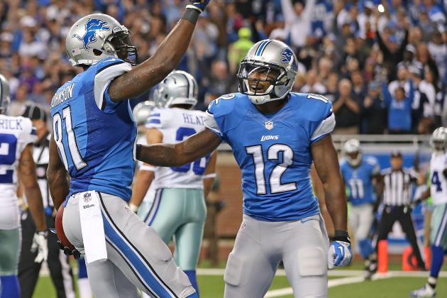 Can Jeremy Ross Be the Answer for the Detroit Lions at Slot Receiver?