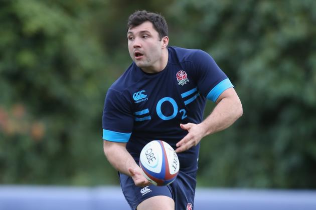 Alex Corbisiero Injury: Updates on England Rugby Star's Knee, Likely Return Date