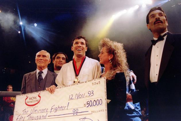 UFC 20th Anniversary: Remembering MMA's Bad Old Days