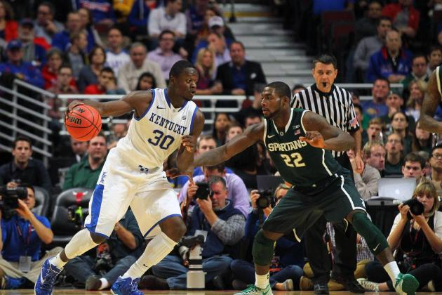 Michigan State vs Kentucky: Live Score, Highlights and Reaction