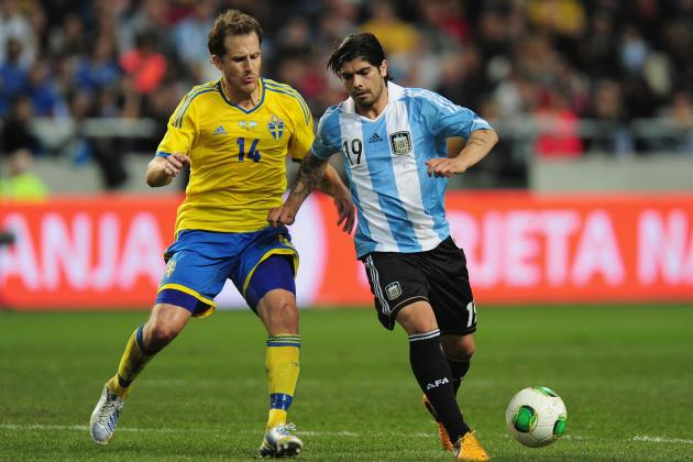 Keeping Up with Manchester City Transfer Target Ever Banega