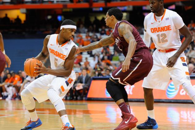 No. 9 Syracuse Beats Fordham 89-74