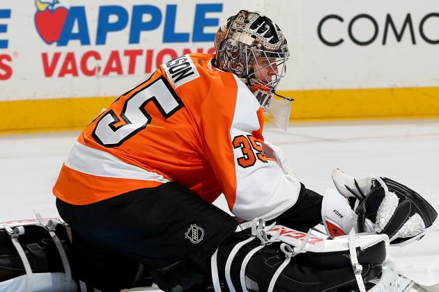 ESPN Gamecast: Philadelphia Flyers vs. Ottawa Senators