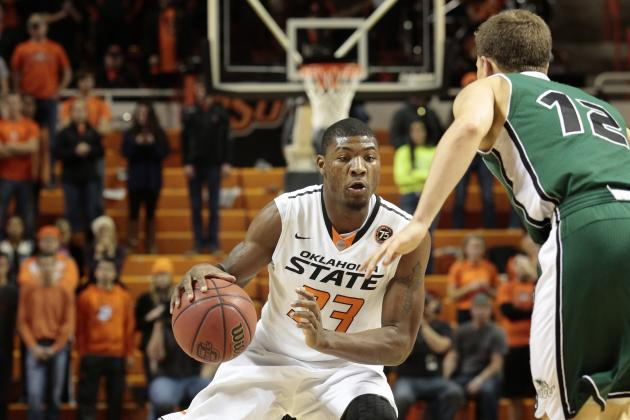 No. 8 Oklahoma State Crushes Utah Valley 93-40