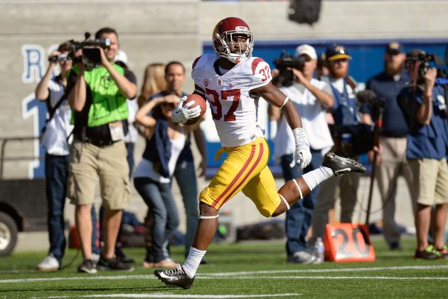 USC Football: Where Was RB Buck Allen Under Lane Kiffin?