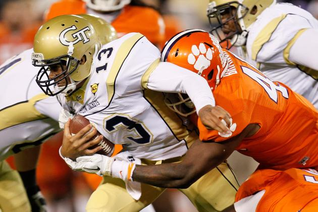 Georgia Tech vs. Clemson: Betting Odds, Analysis and Pick Prediction
