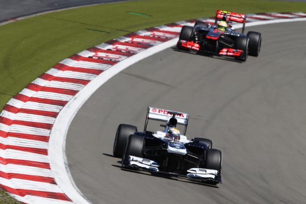 Pastor Maldonado and Sergio Perez Bidding for Few Remaining 2014 F1 Race Seats