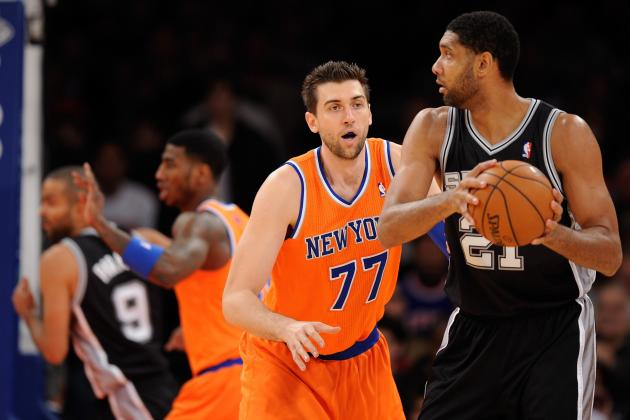 The Mediocre, the Bad and the Ugly of Andrea Bargnani