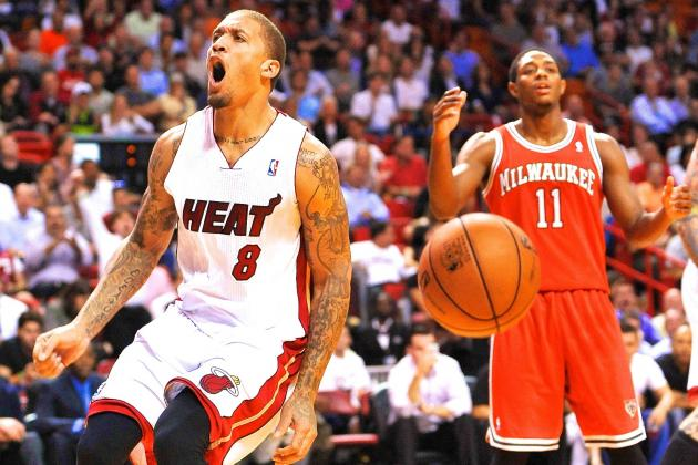 Michael Beasley Quickly Becoming Impossible to Ignore