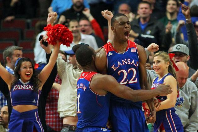 Kansas Basketball: Grades for Jayhawks' Stars in Win over Duke
