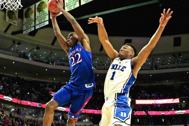 Kansas vs. Duke: Score, Grades and Analysis from 2013 Champions Classic