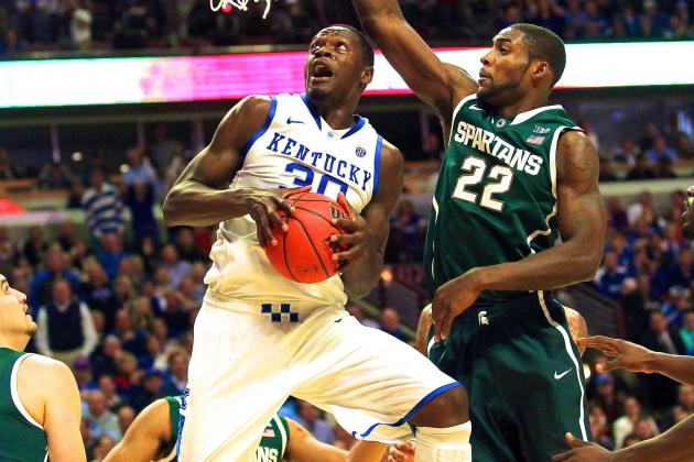 Julius Randle Captures Imagination of NBA Onlookers at State Farm Classic