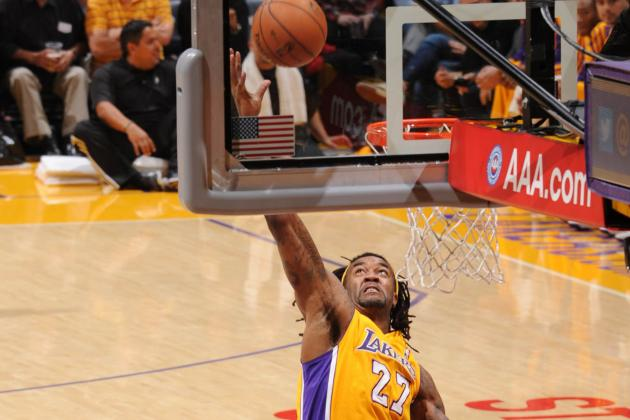 Jordan Hill Proves He Should Start for Lakers