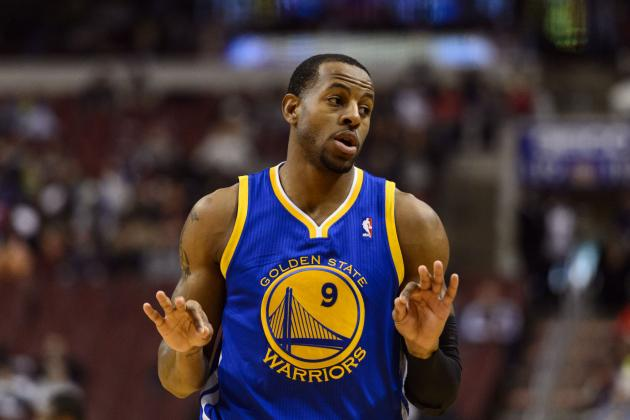 Andre Iguodala Taking Burden Off Stephen Curry, Klay Thompson for GSW