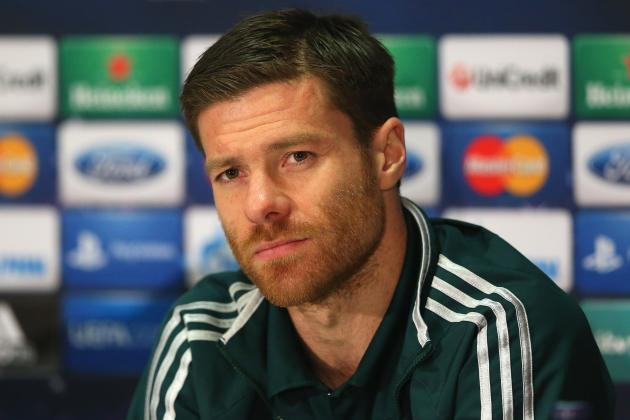 Xabi Alonso Reportedly Holds Talks with Manchester United for January Transfer