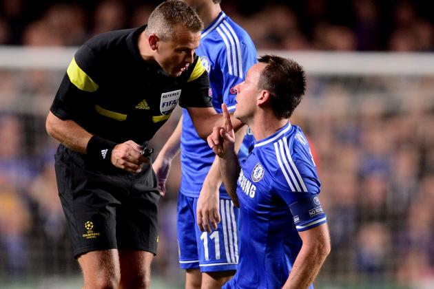 John Terry Reportedly Targeted for January Transfer from Chelsea to Galatasaray