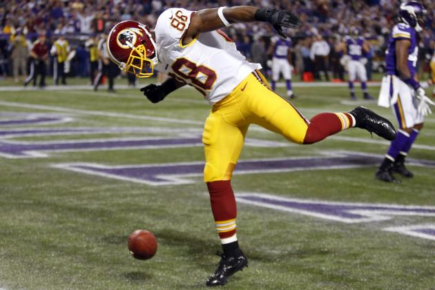 Breaking Down Pierre Garcon's Breakout Campaign in Washington