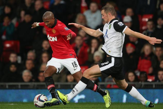 Why Manchester United Should Sell Ashley Young