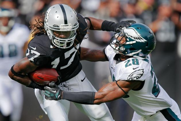 Why Oakland Raiders Receivers Are as Much to Blame as Terrell Pryor