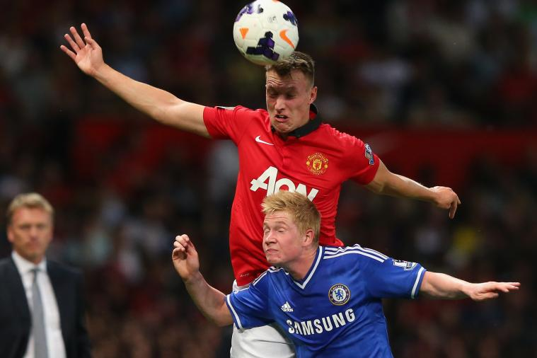 Phil Jones Tells David Moyes He Wants to Be a Centre-Back at Manchester United
