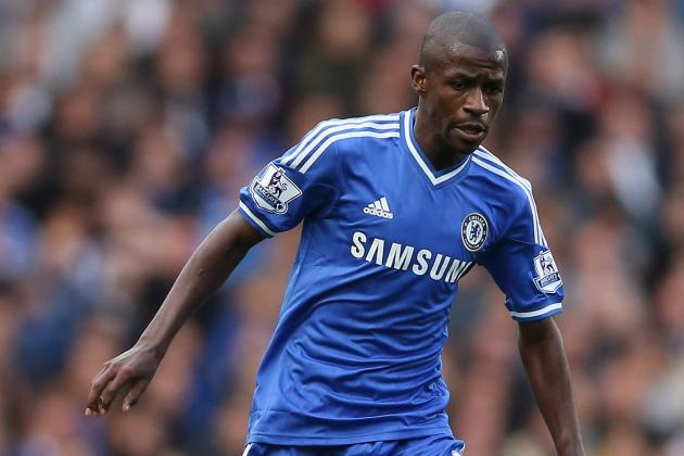 Ramires Plays Down Talk of Transfer from Chelsea to Real Madrid