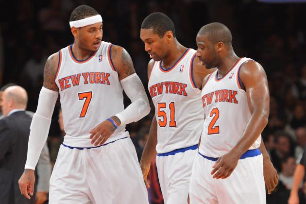 Finding the Perfect Rotation for the New York Knicks