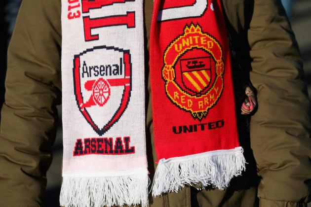 Arsenal Fan Loses House in Bet over Manchester United Match