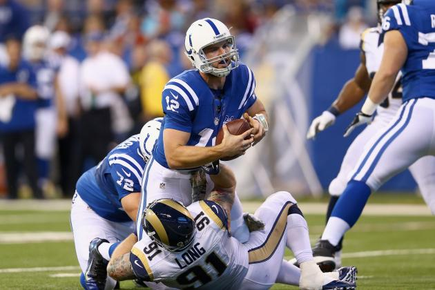The Colts' Third-Down Performance Is Killing the Offense
