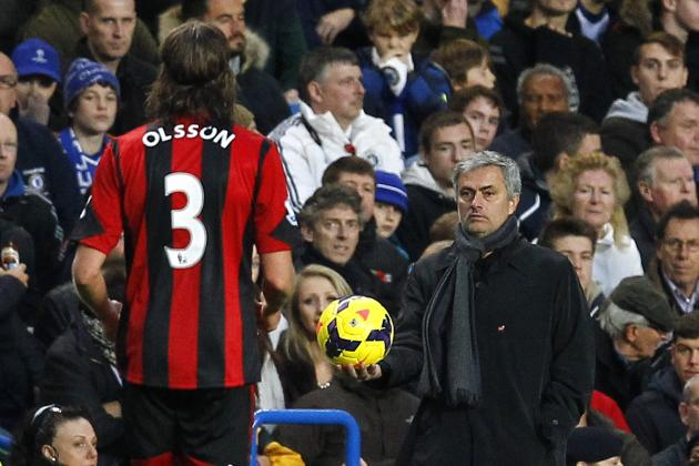 Jose Mourinho Reportedly Escapes FA Action After Chelsea Tunnel Bust-Up
