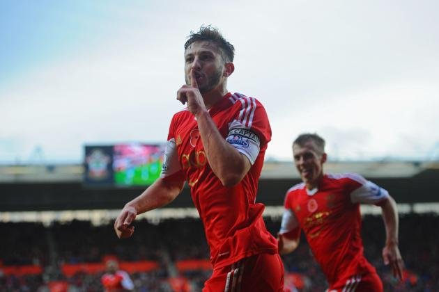 Adam Lallana Reportedly Targeted by Liverpool for January Transfer